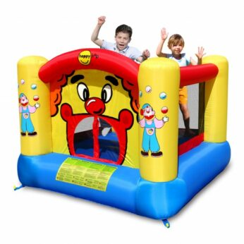 Happy Hop springkussen Clown Bouncy Castle 9001