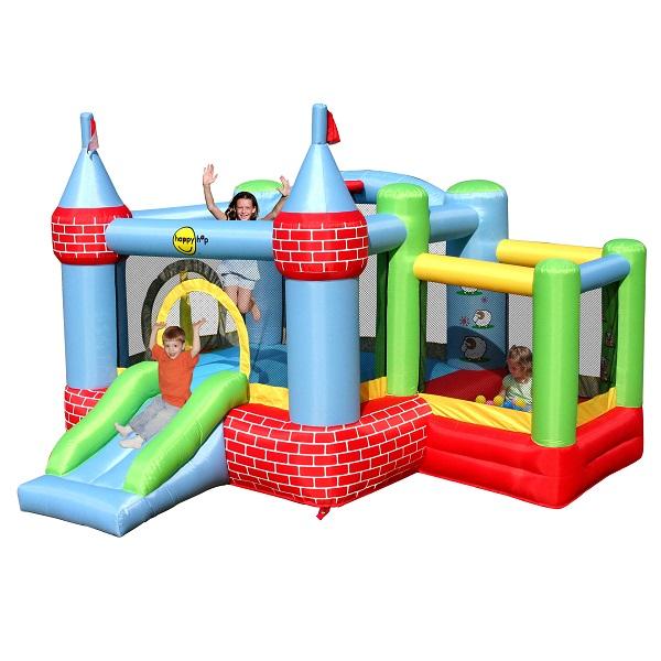 Happy Hop springkussen Castle Bouncer 9112