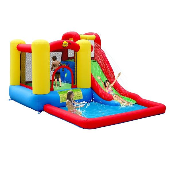 Happy Hop springkussen Jump & Splash 9271