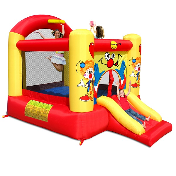 Happy Hop springkussen Clown Slide 9304Y