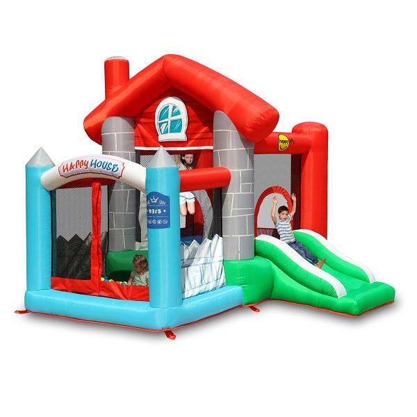 Happy Hop springkussen Happy House Springkasteel 9315