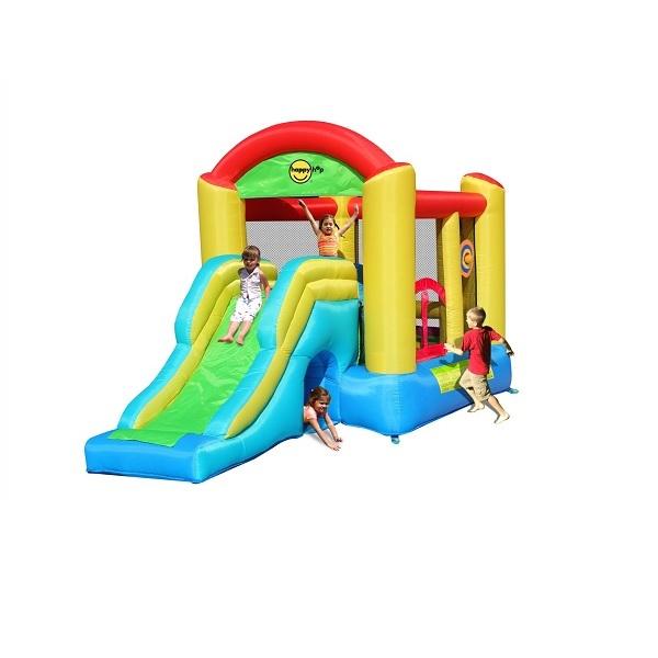 Happy Hop springkussen Multifunctioneel kinder play zone 9506N