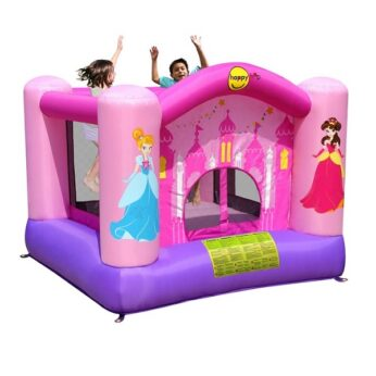 Happy Hop springkussen Prinses Bouncy Castle 9001P