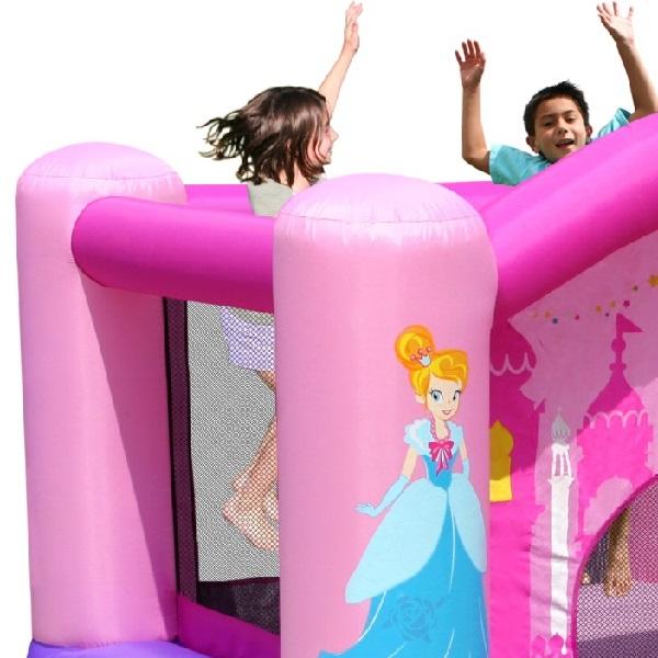 Happy Hop springkussen Prinses Bouncy Castle 9001P