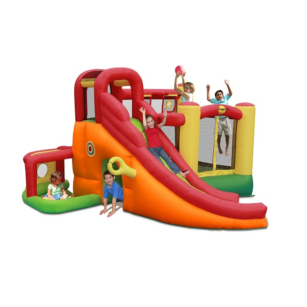 Happy Hop springkussen 11 in 1 Playcenter 9406N
