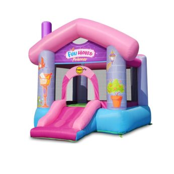 Happy Hop Springkasteel Fun House Prinses 9215P