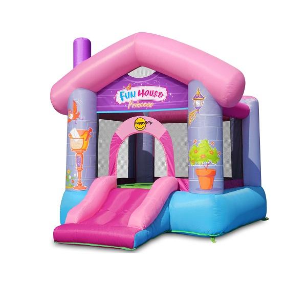 Happy Hop Springkasteel Fun House Prinses 9215P